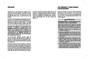 manual del conductor nissan versa 2015