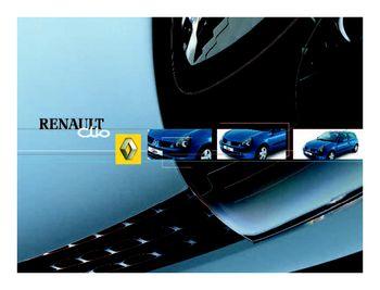 renault clio 2003 manual