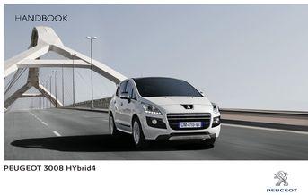 2013 peugeot 3008 hybrid 4 owner s manual pdf 340 pages rh carmanuals2 com peugeot 3008 owners manual 2010 peugeot 3008 owners manual 2016