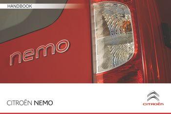 2015 citro n nemo owner s manual pdf 192 pages rh carmanuals2 com citroen nemo instruction manual citroen nemo user manual