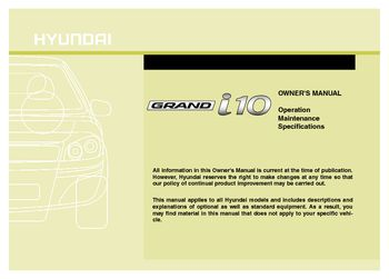 2016 hyundai i10 owner s manual pdf 343 pages rh carmanuals2 com hyundai i10 service manual pdf hyundai i10 service manual pdf
