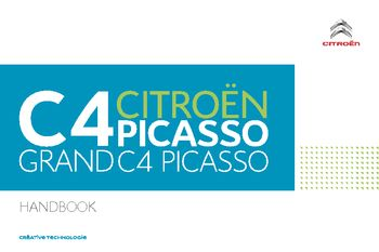 2016 citro n c4 picasso owner s manual rhd uk australia pdf rh carmanuals2 com C4 Grand Picasso 2010 Espelho Retrovisor C4 Grand Picasso