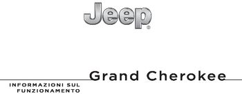 2017 jeep grand cherokee owners manual pdf
