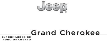 2017 Jeep Grand Cherokee   Manual Do Proprietário (in Portuguese) (467  Pages)