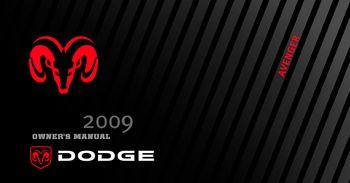 2009 dodge avenger owner s manual pdf 473 pages rh carmanuals2 com 2009 Dodge Avenger Specs 2009 Dodge Avenger Engine Diagram
