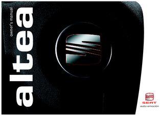 Seat altea owners manual user guide manual that easy to read 2006 seat altea owner s manual pdf 288 pages rh carmanuals2 com seat altea repair manual fandeluxe Image collections