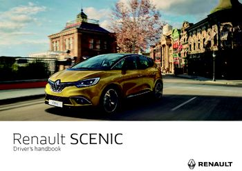 2017 renault scenic owner s manual pdf 358 pages