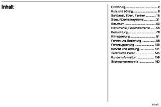 2010 opel vivaro - betriebsanleitung (in german) - pdf handbuch (164