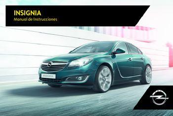 2017 opel insignia manual del propietario in spanish pdf 357 rh carmanuals2 com Opel Insignia Wagon Opel Insignia Wagon