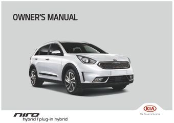 kia owner manual