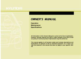 2011 hyundai elantra touring owner s manual pdf 402 pages rh carmanuals2 com 2011 Hyundai Owner's Manual Hyundai Car Manual