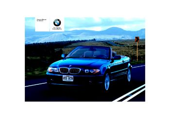 2006 bmw 325ci owner s manual pdf 190 pages rh carmanuals2 com 2006 bmw 320i owners manual pdf 2006 bmw 325i owners manual