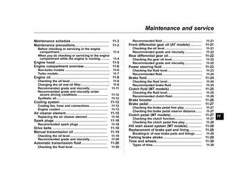 2010 subaru forester 11 maintenance and service pdf manual 52 rh carmanuals2 com 2010 subaru forester service manual pdf 2010 Subaru Forester Service Schedule