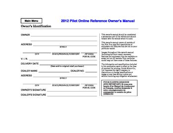 download 2012 honda pilot owner s manual pdf  681 pages 2014 honda pilot manual book 2015 honda pilot manual