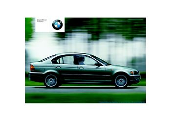 2003 bmw 330i owner s manual pdf 166 pages rh carmanuals2 com 2003 bmw 325i owners manual for telephone 2003 bmw 325i owner manual online