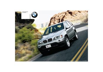 2005 bmw x5 owners manual