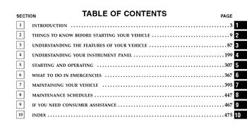 2006 chrysler town country owner s manual pdf 496 pages rh carmanuals2 com 2008 chrysler town country owners manual download 2008 chrysler town and country service manual pdf