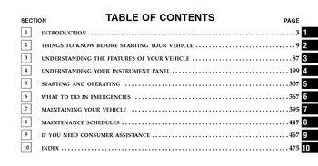 2006 town & country, caravan, chrysler service manual download.