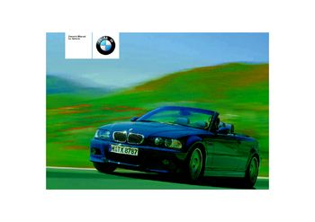 2004 bmw m3 convertible owner s manual pdf 174 pages rh carmanuals2 com 2014 BMW M3 Coupe 2013 BMW M3 Coupe