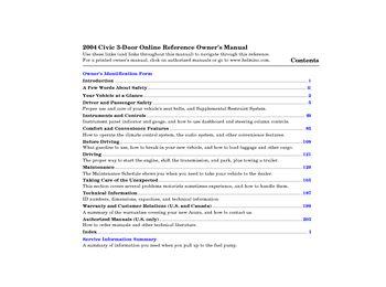 honda city 2014 owners manual pdf