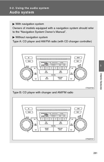 2009 Toyota Highlander Owners Manual Pdf