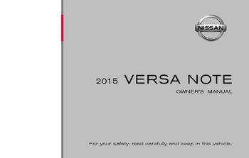 manual de usuario nissan sentra sv 2015
