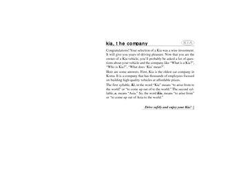 2008 kia sportage radio manual