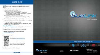 Download 2015 Hyundai Elantra - Blue Link Navigation Manual PDF (16