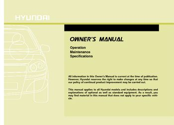 2012 hyundai santa fe owner s manual pdf 419 pages rh carmanuals2 com Santa Fe 2006 2010 Santa Fe