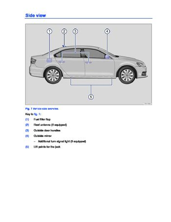 2013 Volkswagen Jetta - Owner's Manual - PDF (339 Pages)