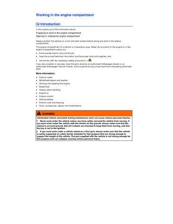 volkswagen jetta owners manual pdf