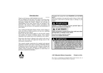 2012 mitsubishi galant owner s manual pdf 424 pages rh carmanuals2 com Mitsubishi Galant VR4 Mitsubishi Galant VR4