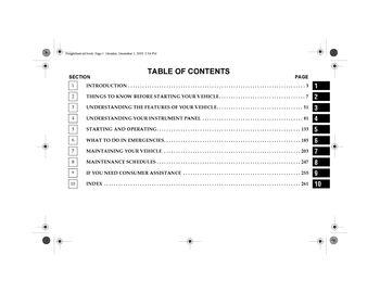 2004 dodge sprinter cargo van owner s manual pdf 272 pages rh carmanuals2 com 2005 dodge magnum owners manual free download 2005 dodge magnum owners manual free download
