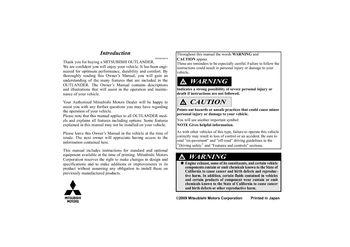 2010 mitsubishi outlander owner s manual pdf 714 pages rh carmanuals2 com 2008 mitsubishi outlander owners manual pdf 2009 mitsubishi outlander repair manual pdf