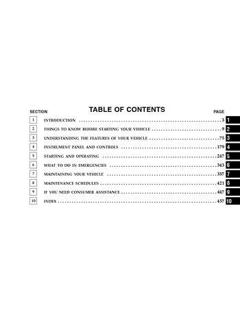subaru liberty owners manual pdf