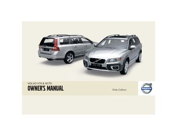 2009 volvo xc70 owner s manual pdf 286 pages rh carmanuals2 com 2009 volvo xc70 repair manual 2008 volvo xc70 owners manual