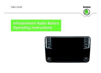 2015 Škoda Yeti - Car radio manual - PDF (64 Pages)