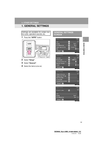2015 sienna manual