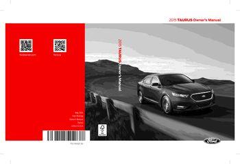 2004 ford taurus owners manual pdf