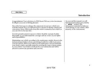 Acura Tsx Repair Manual Pdf A Good Owner Manual Example - 2005 acura tsx repair manual