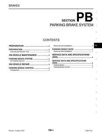 2008 nissan titan service manual pdf