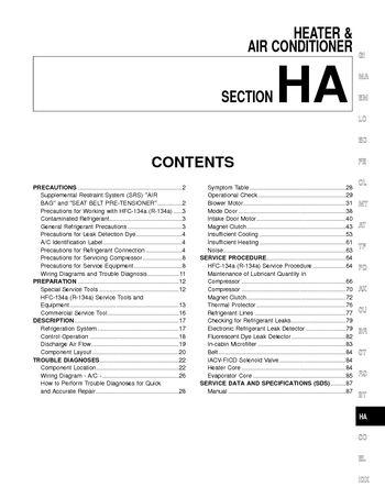riversong air x 2 pdf manuel