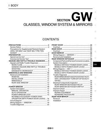 lexus power window wiring diagram with Nissan Xterra 2003 Glasses Window System Mirrors Section Gw 51739 on Chrysler Pt Cruiser 2001 Chrysler Pt Cruiser Radioiod Fuse likewise Lexus Hybrid Engine besides T12409594 Interior fuse box diagram 95 ford van in addition Typical Trailer Wiring Diagramcircuit together with American Motors 1968 1982 Wiring.