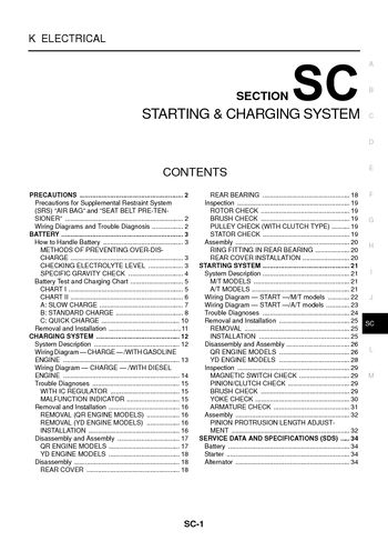 opel start wiring diagram with X Trail 2004 Starting Charging System Section Sc 52356 on Xterra 2003 Starting Charging System Section Sc 51755 in addition X Trail 2004 Starting Charging System Section Sc 52356 as well Kia Sephia Engine 1 8 Belt Diagram additionally Mercury Cougar Timing Belt Diagram also Ford Transit Connect Engine Diagram Free Image Wiring Diagram.