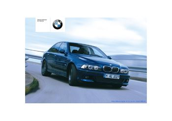 2002 bmw m5 owner s manual pdf 154 pages rh carmanuals2 com BMW M5 Transmission BMW M5 Manual Transmission