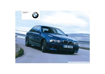 2003 bmw m5 owner s manual pdf 155 pages rh carmanuals2 com BMW M5 Manual Transmission 2003 bmw m5 owner's manual