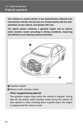 2008 toyota camry hybrid hybrid system pdf manual 12 pages rh carmanuals2 com 2010 toyota camry hybrid manual 2010 toyota camry hybrid manual