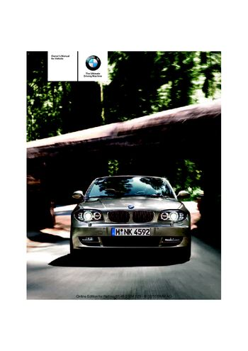 2011 bmw 128i convertible owner s manual pdf 256 pages rh carmanuals2 com 2011 BMW 128I Accessories 2011 bmw 128i convertible owners manual