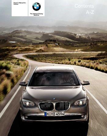 2012 bmw 750li xdrive owner s manual pdf 299 pages rh carmanuals2 com 2012 bmw 750i owners manual 2012 bmw 750i owners manual