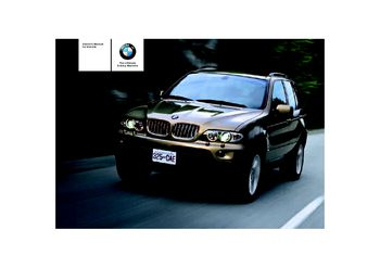 2005 bmw x5 3 0i owner s manual pdf 200 pages rh carmanuals2 com 2011 bmw x5 diesel service manual 2011 bmw x5 diesel owners manual
